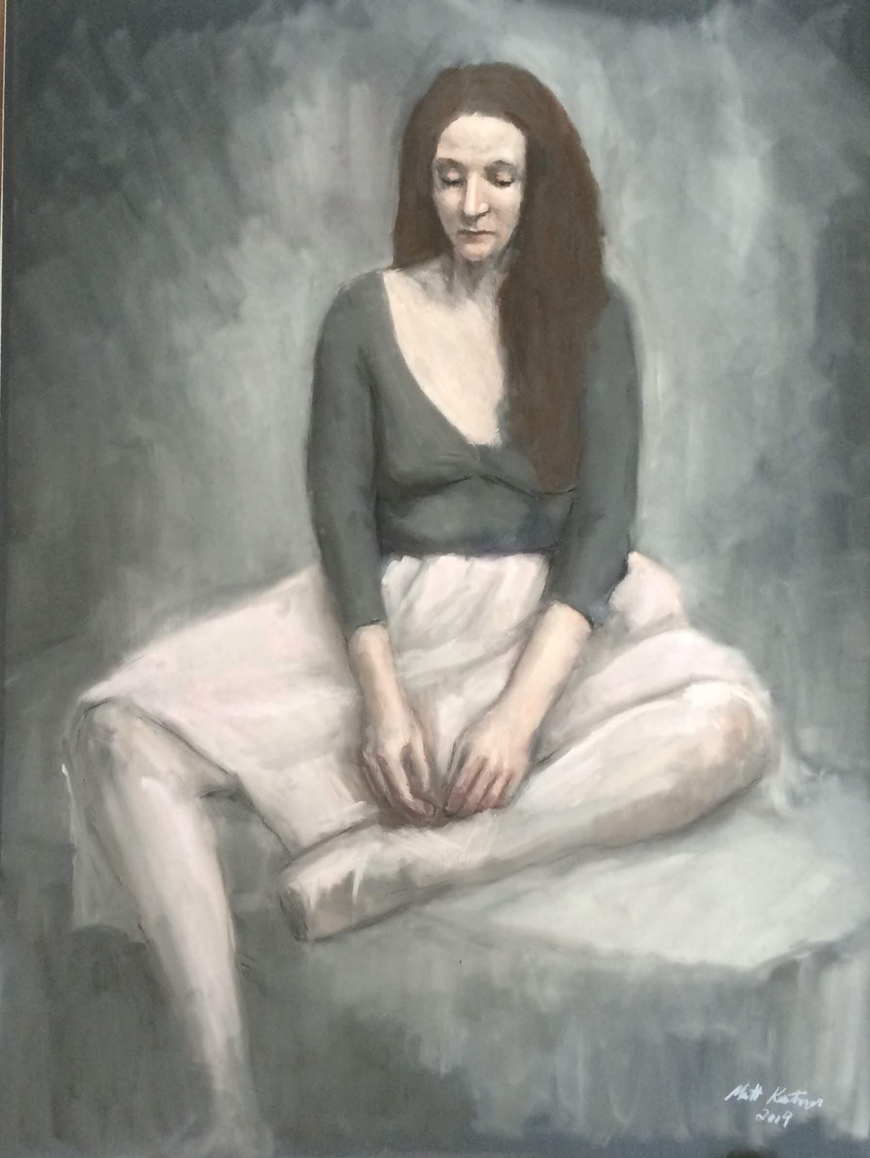 "Matthew Kestner $1000 24 x 18"""