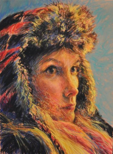 Portrait of Helenka